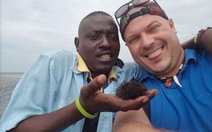 Auch wenns beim fischen Mal nur für nen Seeigel reicht gilt: Hakuna matata (zum vergrössern klicken)