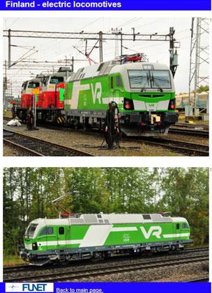 VR-Yhtymä Oy Finnish Railway Bahnfoto P.Trippi