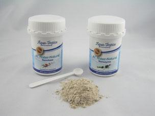 AT Water-Natural Nanozyme und AT Water-Natural Nanotase sind Powder welche höchst verdauliche benötigte Aminosäuren und Proteine enthalten.