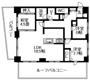 中央区南4条西15-3-20(ステイツ医大前・賃貸ギャラリー