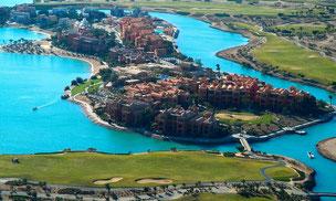 Resort in Ägypten