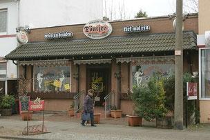 Diese Gaststätte an der Hemmstraße wurde abgerissen.