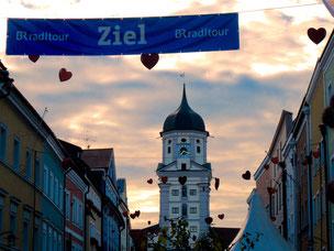 beeindruckendes Altstadt-Ambiente