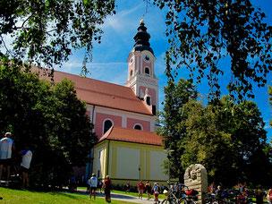 seit 2014 wird die Kirche grundsaniert (3,9 Mio Budget)