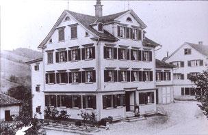Die Drogerie befindet sich seit über 100 Jahre im selben Gebäude.