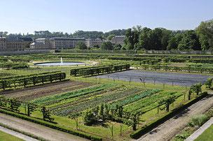 le jardin de Versailles image internet