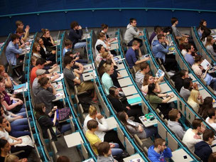 Wer sich schnell noch für ein Studium bewerben will, hat in einigen neuen Studiengängen noch bis Ende September Gelegenheit dazu. Foto: Fredrik von Erichsen