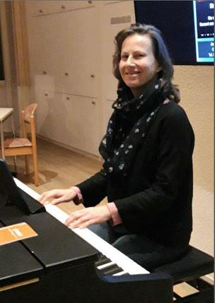 Kantorin Claudia Kusch