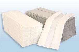 asciugamani piegati