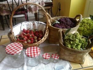 Atelier confitures et cuisine traditionnelle