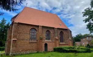 Bild: Die alte Dorfkirche