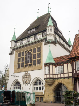 Bild: Das Bomann Museum in Celle