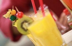 Peras Cocktailservice - Vitamin-Cocktails