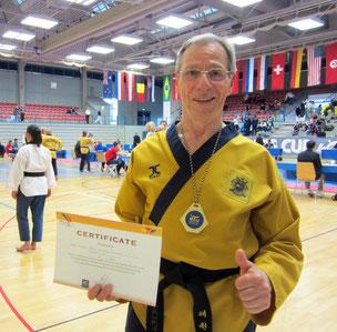 Europameister 2017: Peter Johanns