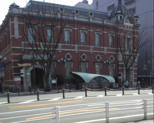辰野金吾設計による旧大分銀行本店