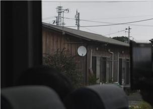 地元メーカーが地元の木材を使って建てた仮設住宅