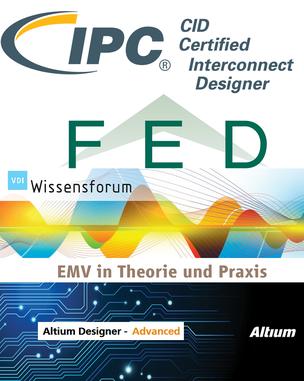 IPC, FED sowie EMV Zertifikate
