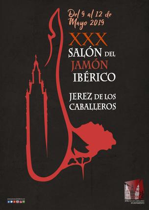 Fiestas en Jerez de los Caballeros Salón del Jamón Ibérico