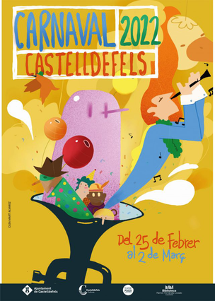Fiestas en Castelldefels Carnaval
