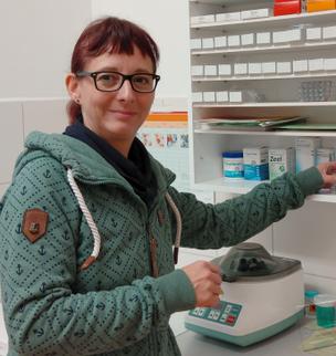 Tierarzt Helferin Teltow Fläming Brandenburg