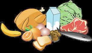 Haushalt organisieren - Kühlschrank sauber und ordentlich halten