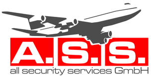 Logo A.S.S. (all security services GmbH)