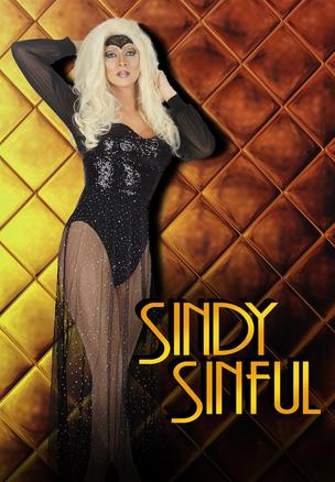 Travestiestar Sindy Sinful