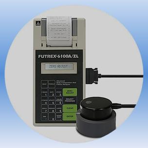 Abbildung FUTREX® 6100A/ZL - Messung ab 5 Jahren