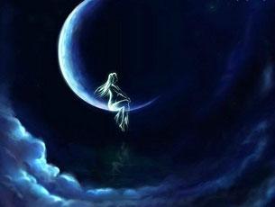 新月は「始まり」の合図?