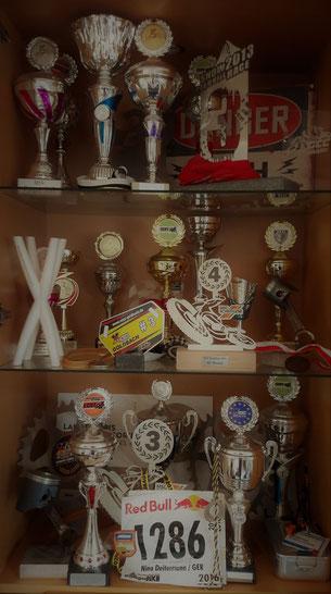 Dirtbike Trophys kids