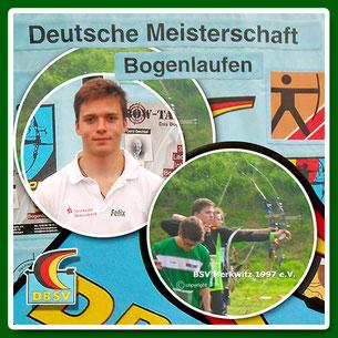 DM Bogenlaufen 20./ 21.09.2014 in Zepernick
