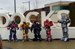 robot transformers bruxelles belgique