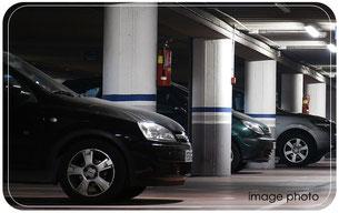駐車場利用無料