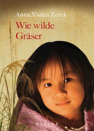 Buchcover - Wie wilde Gräser