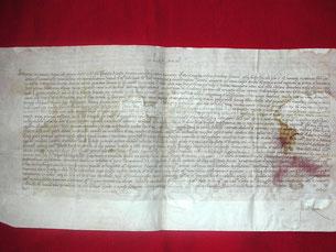 Bolla di Leone X di passaggio del monastero alla diocesi