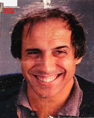 Bild:Originalbild,Zeitschrift,Adriano Celentano,Vorlage,Zeichnung
