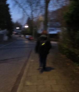 Training ab Dämmerung/Dunkelheit