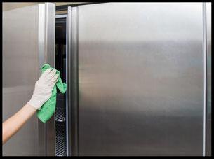 Nanoprotect Clean Gloss - Ideal zur Pflege von Edelstahloberflächen