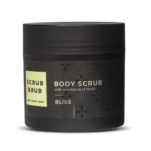 Bodyscrub bliss Scrub & Rub