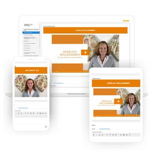 Hebamme Silvia Semrau aus der Hebammenpraxis Andere Umstände