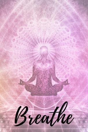 Grafik zu Meditation mit Bergkristall