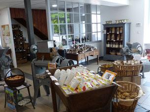 Epicerie produits de producteurs locaux Atelier des papilles Montbozon produits locaux Haute Saone