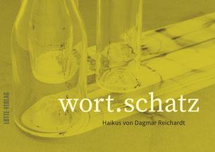 Buchcover wort.schatz, Lotte-Verlag