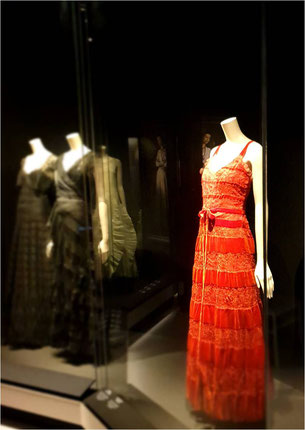 Chanel robe du soir