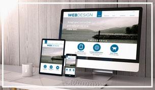 Homepage, Webseite, Website, Webdesign, Homepageerstellung, Gestaltung, Homepagegestaltung, Print, Druck, Layout, Folder, Flyer, Visitenkarten, Broschüre