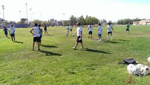 アメリカサッカー留学