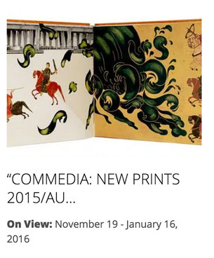 """""""Fixed Location"""" was on view at the Autumn New Prints at IPCNY, International Print Center New York."""