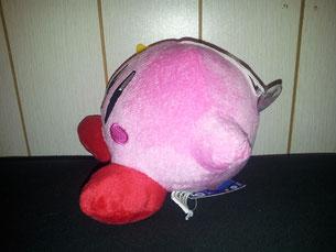 Kirby mit Stern seite