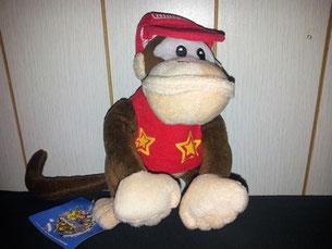Diddy Kong vorne