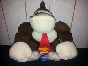 Donkey Kong vorne